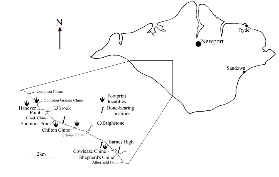 locality map