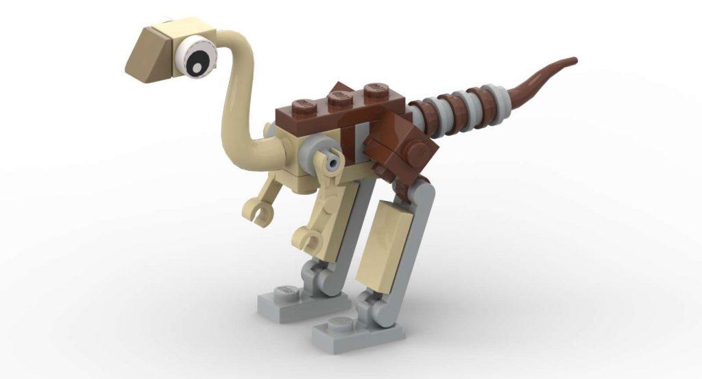 Lego Hypsilophodon